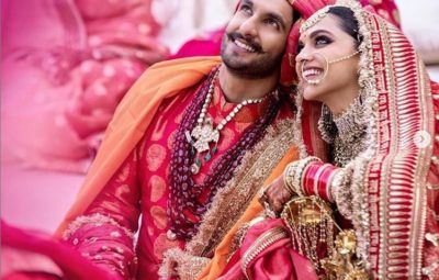 deepika ranveer honeymoon